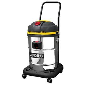 Lavor WD 255 XE Aspirapolvere con Sacco, 1400 W, Grigio