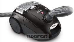 Hoover Aspirapolvere con Sacco 700 Watt colore Nero TE76PAR 011 Telios