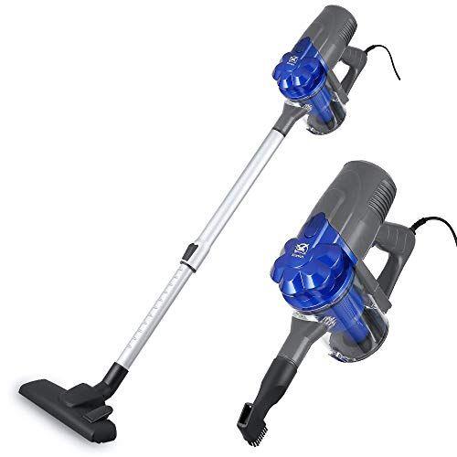 kranich aspirapolvere senza sacco con filo per casa aspirapolvere ciclonico scopa elettrica potente 600w