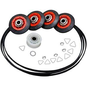 """ERP Kit di manutenzione per asciugabiancheria da 27"""", compatibile con idromassaggio, Sears, Kenmore, 4392067"""