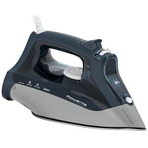 Rowenta DW4210 Effective Anti-Calc Ferro da Stiro a Vapore, 2500 W, con Raccoglitore di Calcare Rimovibile