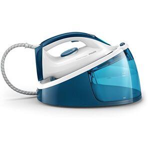 Philips FastCare Compact GC6733/20 ferro da stiro a caldaia 2400 W 1,3 L Ceramica Blu, Bianco