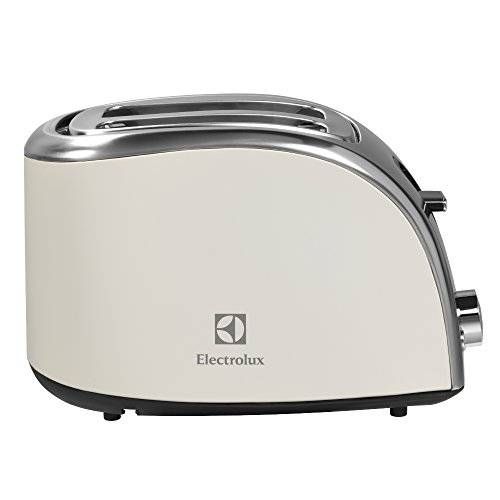 Electrolux EAT7100W Acciaio Plus Tostapane, Bianco
