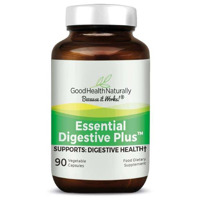 Good Health Naturally Enzimi digestivi - essential digestive plus - 90 caps