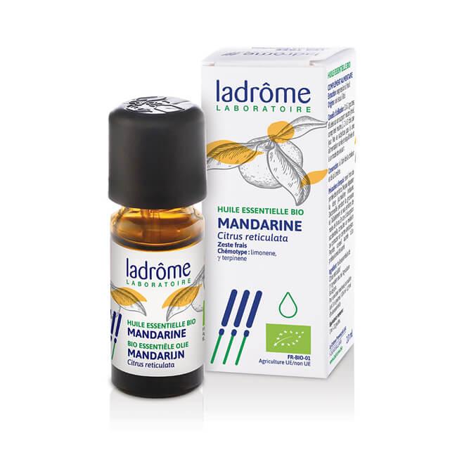 Ladrome Mandarino - olio essenziale - bio - 10ml