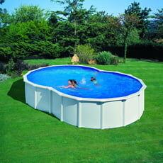 piscine italia piscina fuori terra gre in acciaio 500x340x1,20 varadero kitprov4870