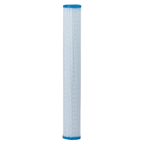 """Green Filter Cartuccia Filtro Sedimento Poliestere Plissettato 20"""" - 5 Micron"""