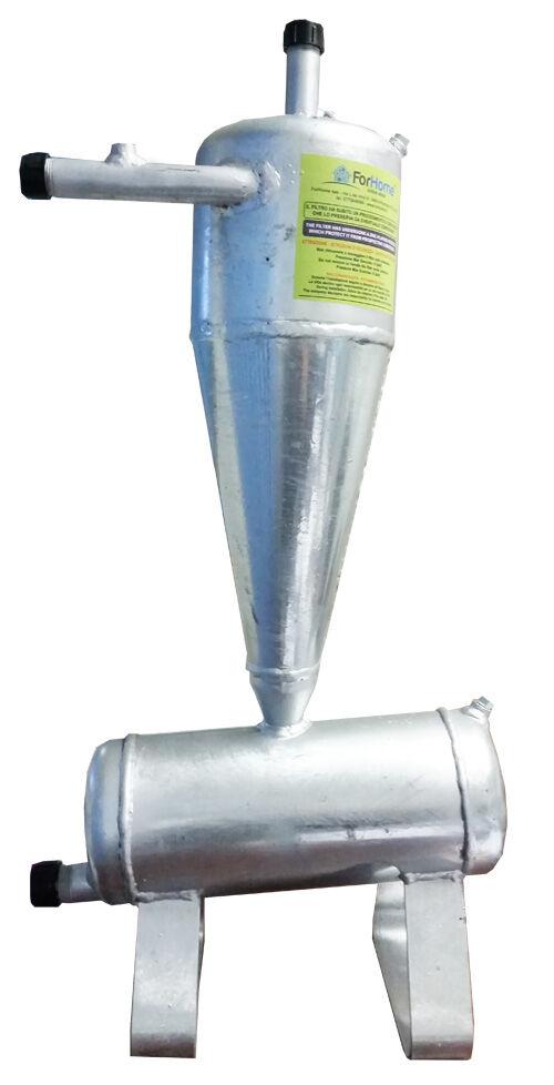 "Filtro Idrociclone Forhome® Desabbiatore In/out 1"" M Separatore Di Sabbia Irriga"