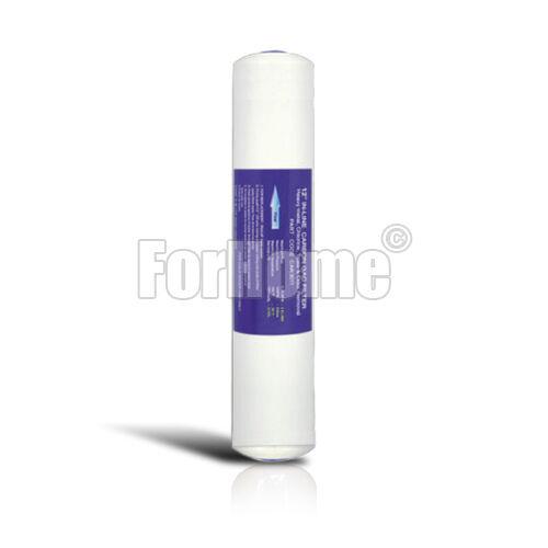 """Filtro In Linea Carbon Block (Cb) 1/4"""" Fpt 2,5""""X12"""" - 5 Micron"""