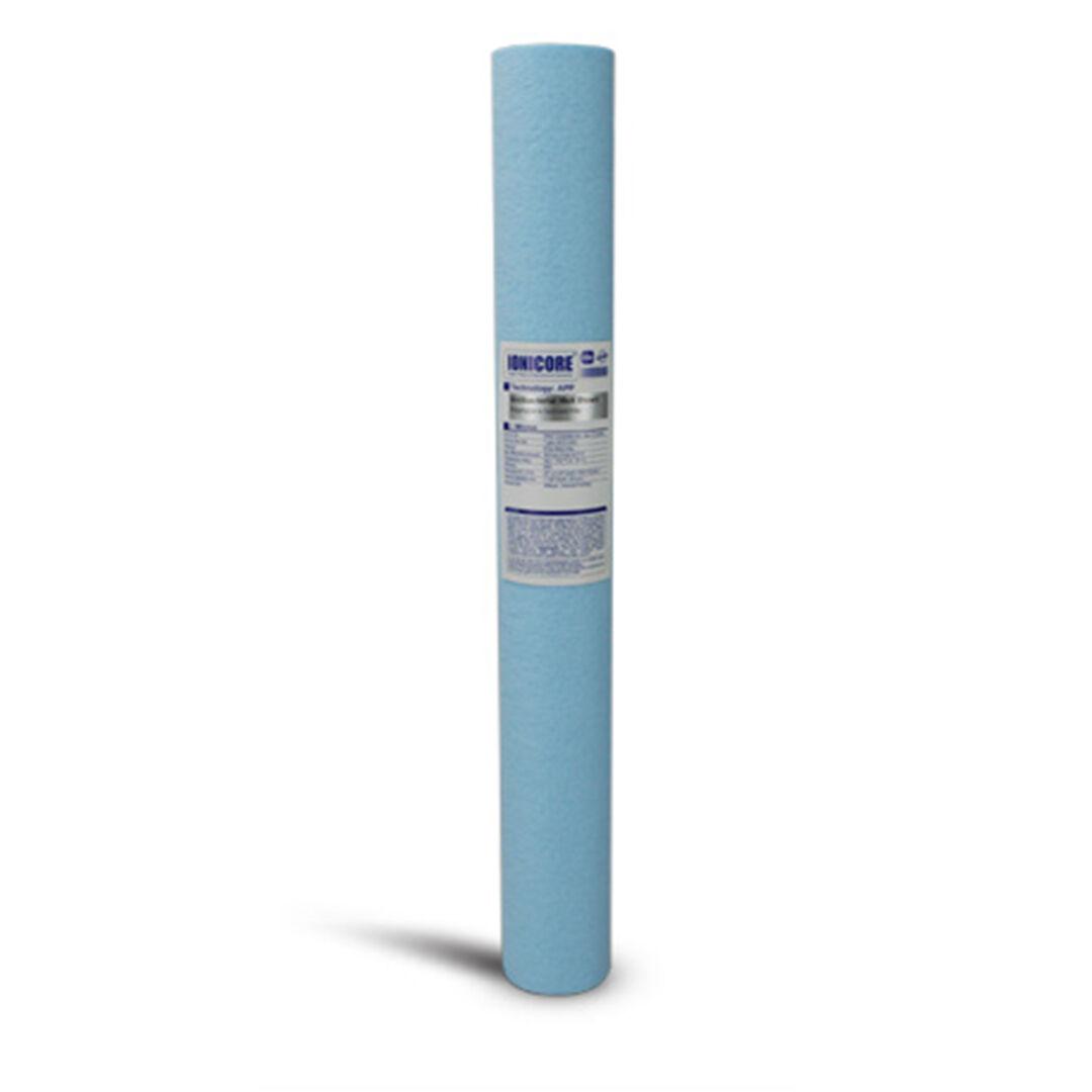 Ionicore Blue Cartuccia Filtro Sedimento Polipropilene Soffiato Antibatterico 20