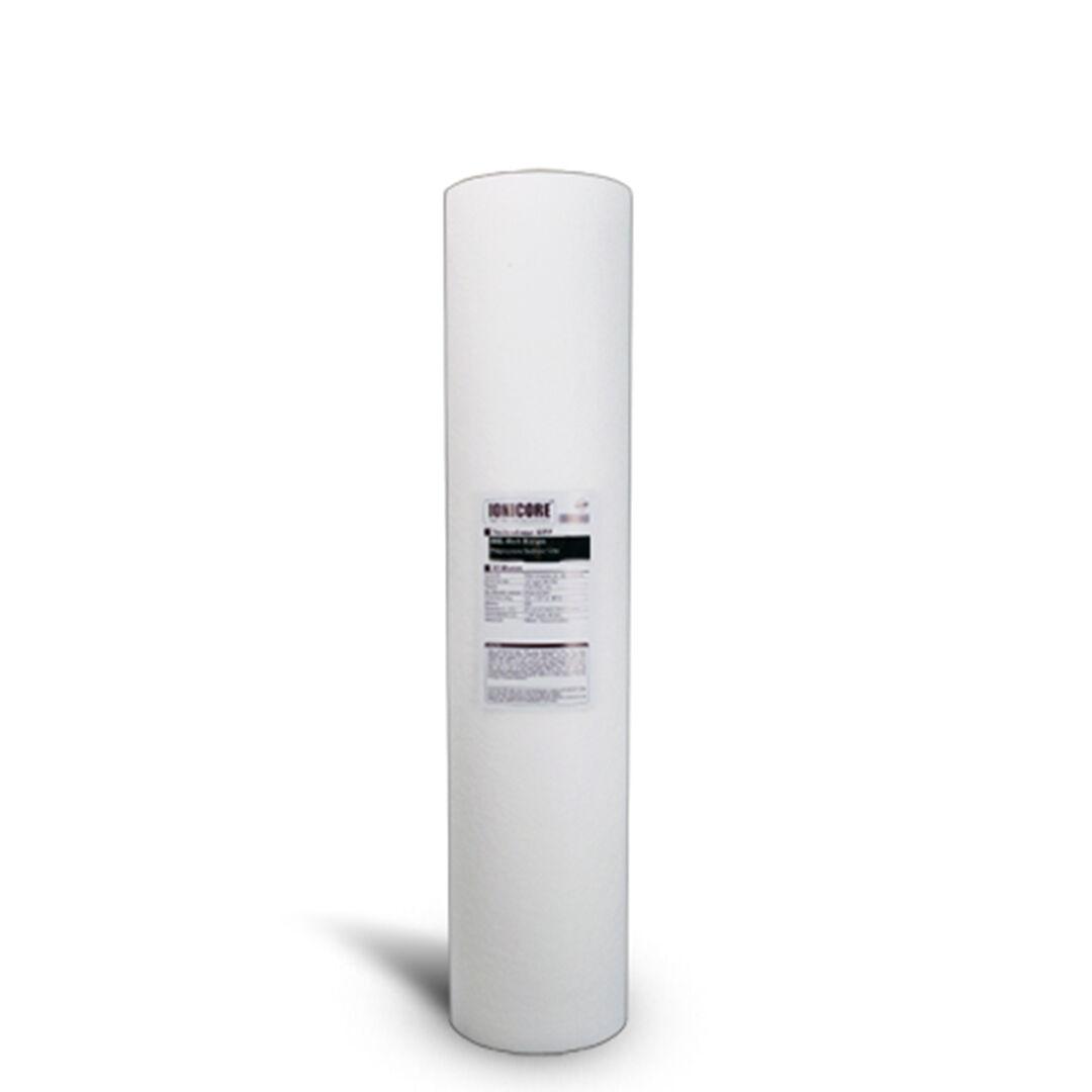 """Ionicore Cartuccia Big Filtro Sedimento Polipropilene Soffiato 20"""" - 50 Micron ("""