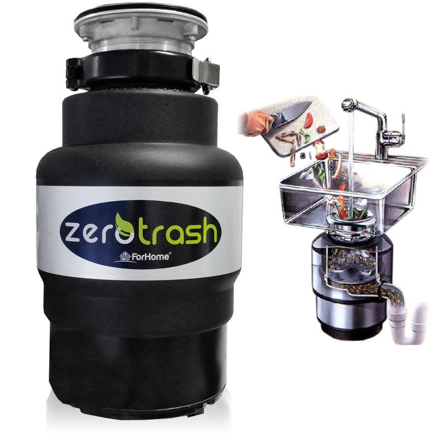 tritarifiuti dissipatore zerotrash forhome® dissipatore di rifiuti organici per