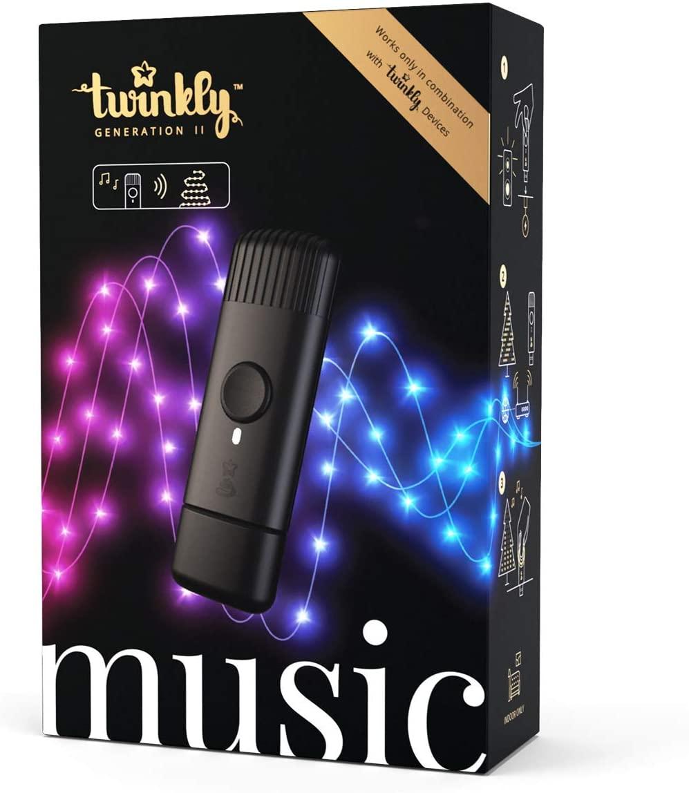 Twinkly Music, Chiavetta Usb Pen Musicale - Effetti Luminosi Unici Sincronizzati