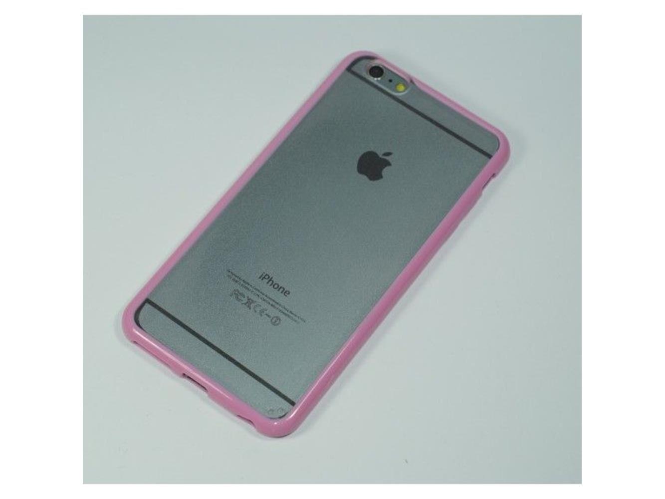 Cover Bumper In Silicone Per Apple Iphone 6 Plus