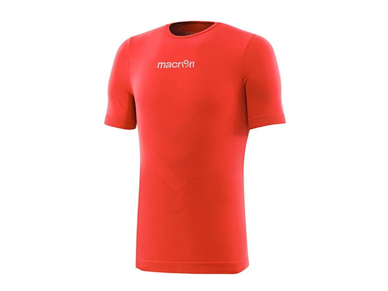 Macron Maglietta Uomo Performance Short Sleeves Underwear