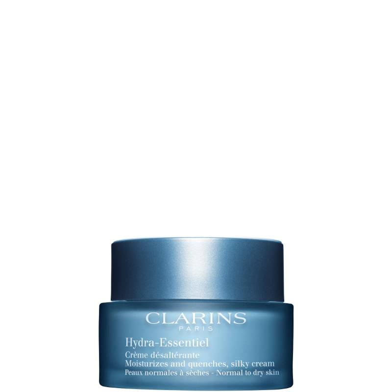 clarins hydra-essentiel crème désaltérante - pelle normale e secca 50 ml