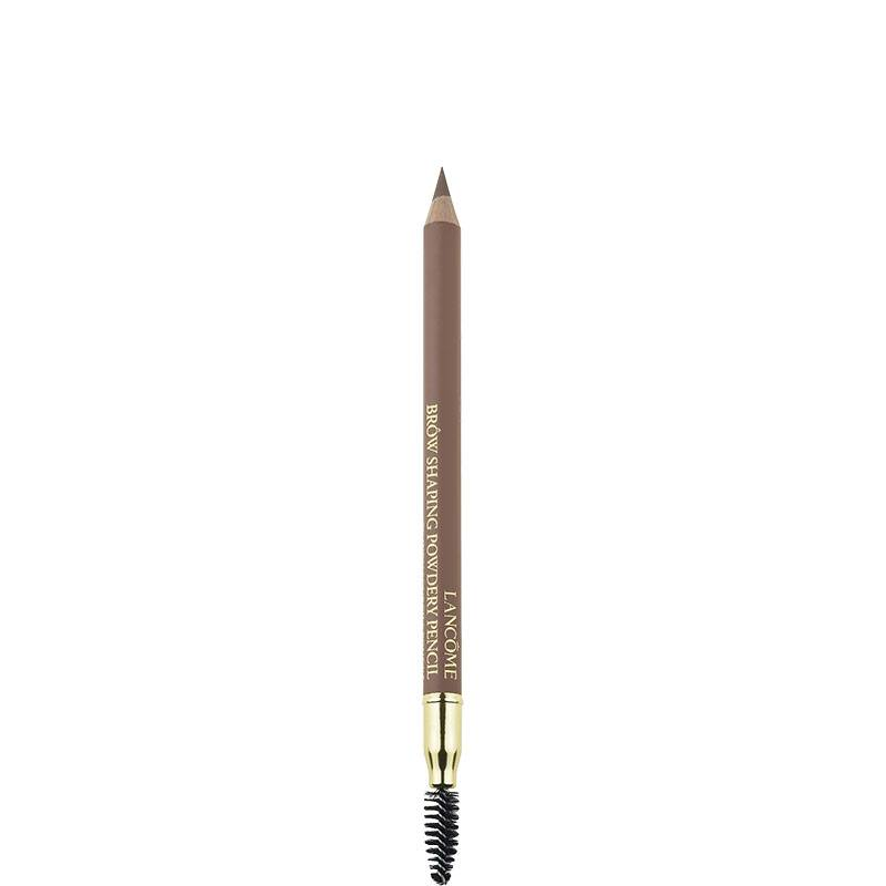 lancome brow shaping powdery pencil - matita sopracciglia definite n. 08 dark brown