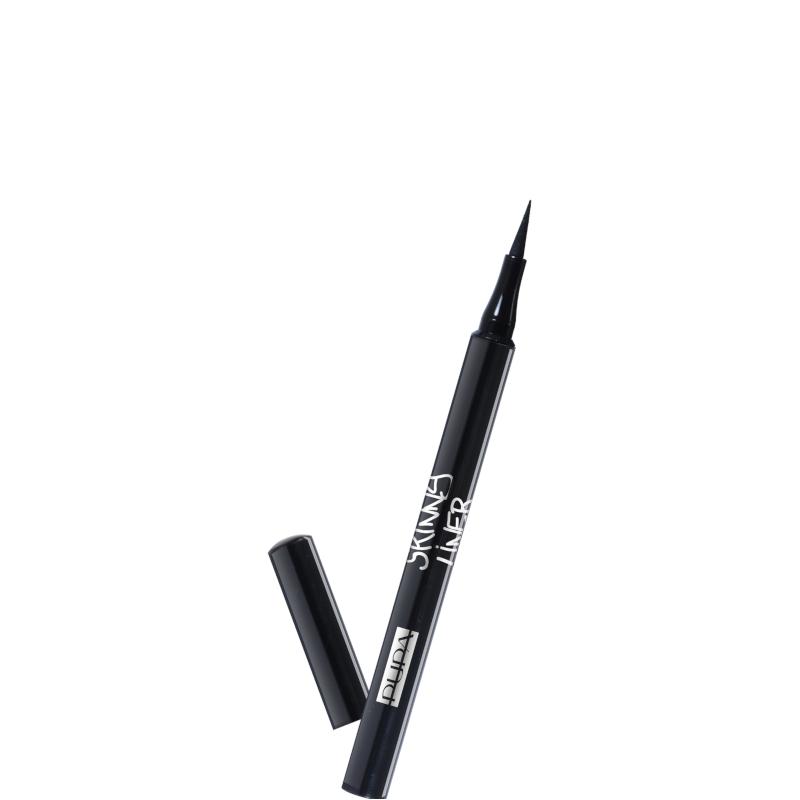 pupa skinny liner  eyeliner pennarello ultra slim n. 001 extra black