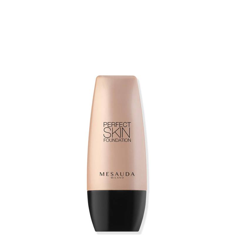 mesauda perfect skin foundation n.106 amber