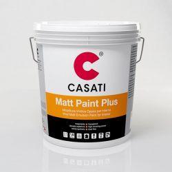 Casati Idropittura Matt Paint Plus Bianco Opaco Lt 14