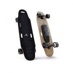 elwing skateboard elettrico halokee longboard + powerkit