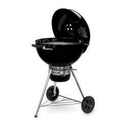weber barbecue a carbone master-touch gbs e-5750 nero 57 cm