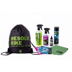 Resolvbike Kit Pulizia Bici Elettrica Starter Kit E-bike Resolv®bike 1017-7