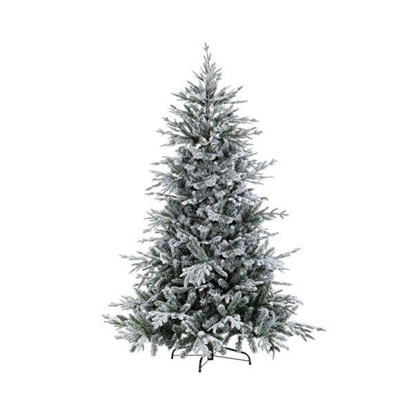 Bizzotto Albero Di Natale S. Martino Innevato H240 1436 Rami 0929795