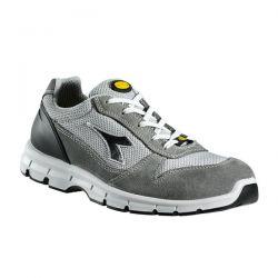 diadora scarpe antinfortunistiche run textile low s1p src esd grigio castello-grigio alluminio 701.175305