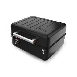 traeger barbecue a pellet ranger nero + coupon per il tuo prossimo acquisto