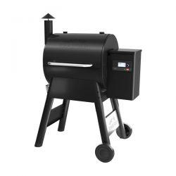 Traeger Barbecue A Pellet Pro 575 Nero + 2 Sacchi Di Pellet In Omaggio