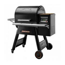 Traeger Barbecue A Pellet Timberline 850 Nero + 2 Sacchi Di Pellet In Omaggio