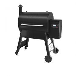Traeger Barbecue A Pellet Pro 780 Nero + 2 Sacchi Di Pellet In Omaggio
