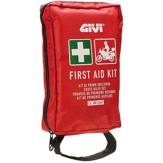 givi kit di pronto soccorso portatile givi