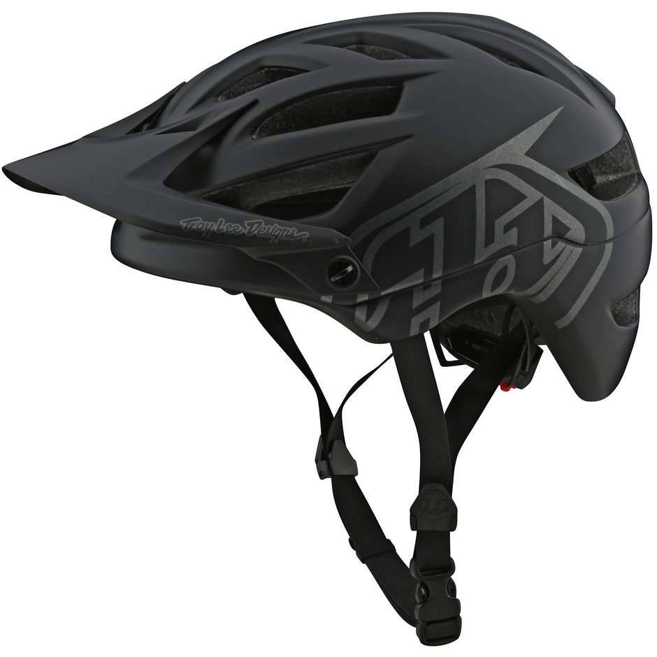 Troy Lee Designs Casco bici bambino troy lee designs a1 youth con mips classic nero