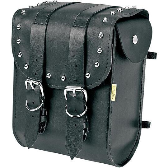 willie&max borsa moto portapacchi sissybar willie&max; ranger con borchie