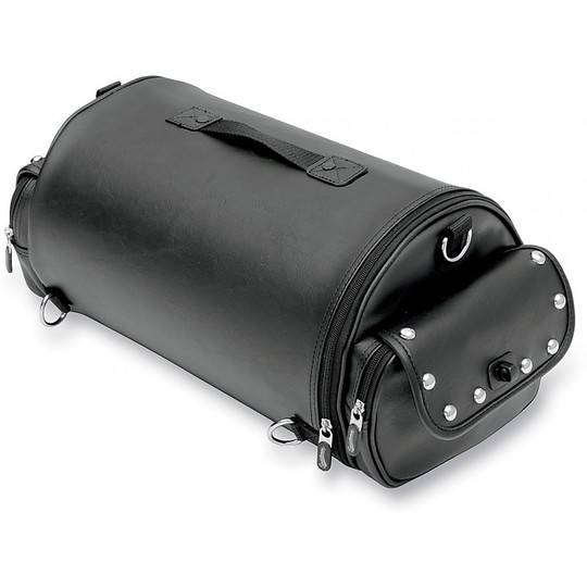 saddlemen borsa moto rullo da sella o portapacchi in pelle saddlemen exr100 desperado