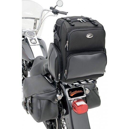 saddlemen borsa moto trolley portapacchi saddlemen sissybar s3200de 43 lt