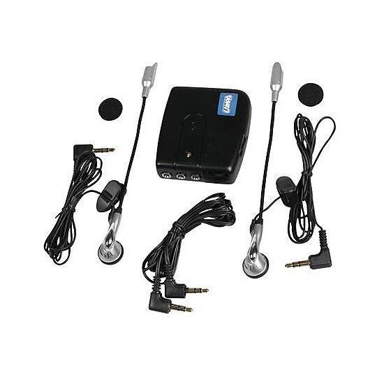 lampa kit interfono moto lampa per 2 caschi talk 2