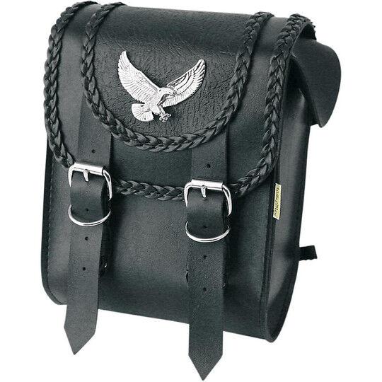 willie&max borsa moto portapacchi sissybar willie&max; black magic