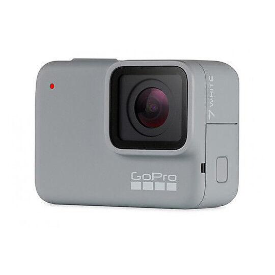 GoPro Telecamera moto gopro hero7 white 1080p hd