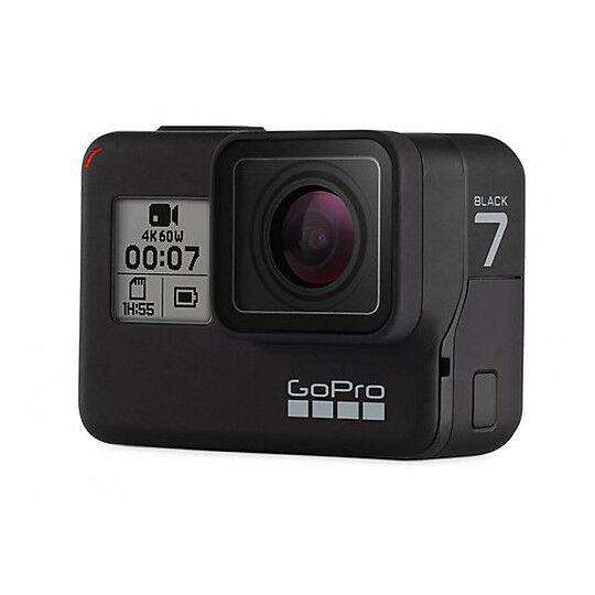 GoPro Telecamera moto gopro hero7 black 4k ultra hd + sd card