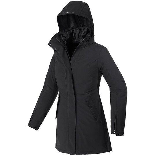 spidi giacca da donna moto in tessuto h2out spidi sigma nero