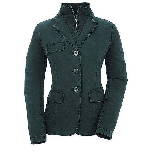 tucano urbano giacca moto donna tucano urbano blazer cottage cotton lady blu scuro