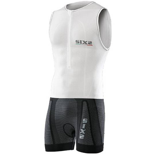Sixs Body bike intimo tecnico con fondello sixs activewear carbon