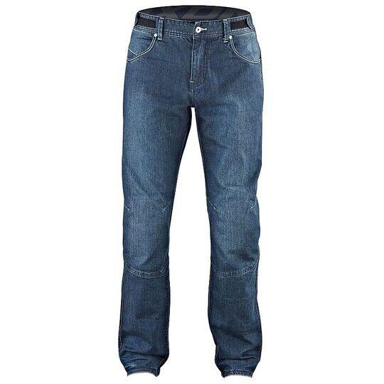 Ixon Pantaloni moto jeans ixon 2017 texas navy