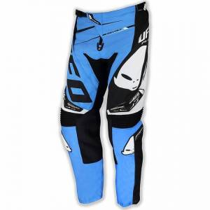 Ufo Pantalone moto cross enduro ufo 2017 revolt blu