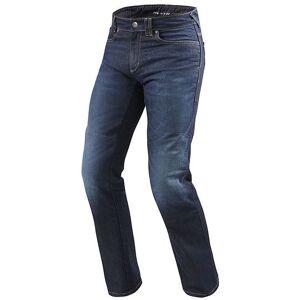 Rev'it Pantaloni moto jeans rev'it philly 2 dark blu l34
