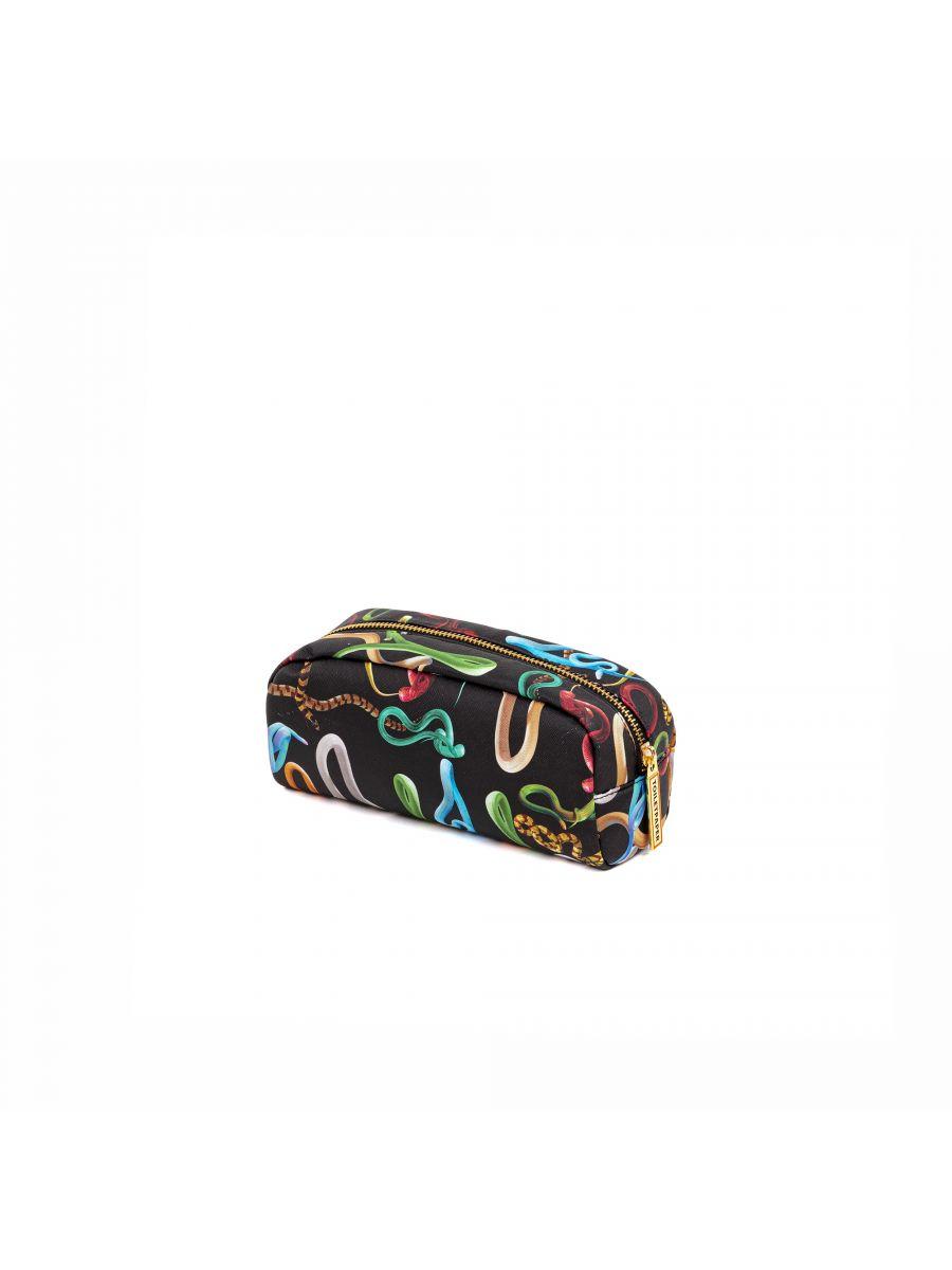 Seletti Toiletpaper Case Snakes