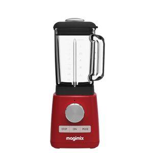 Magimix Frullatore Power Blender + mini boll rosso